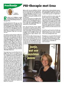 PRI met Erna Staal - Wijkkrant