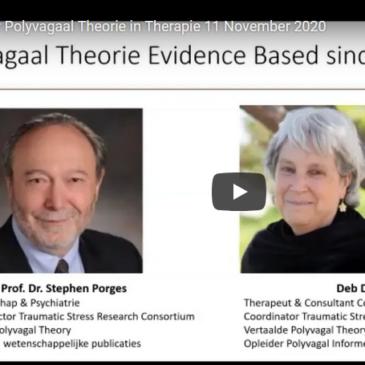 Webinar over Polyvagaal theorie op Youtube